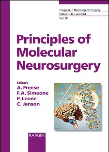 Principles of Molecular Neurosurgery